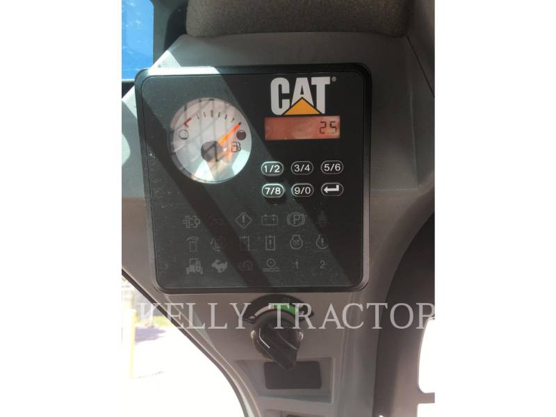 Caterpillar MINIÎNCĂRCĂTOARE RIGIDE MULTIFUNCŢIONALE 236D equipment  photo 16