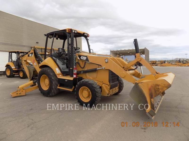 CATERPILLAR RETROEXCAVADORAS CARGADORAS 420F 4EO equipment  photo 1