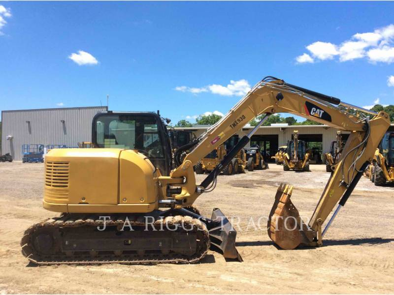 CATERPILLAR TRACK EXCAVATORS 308E equipment  photo 9