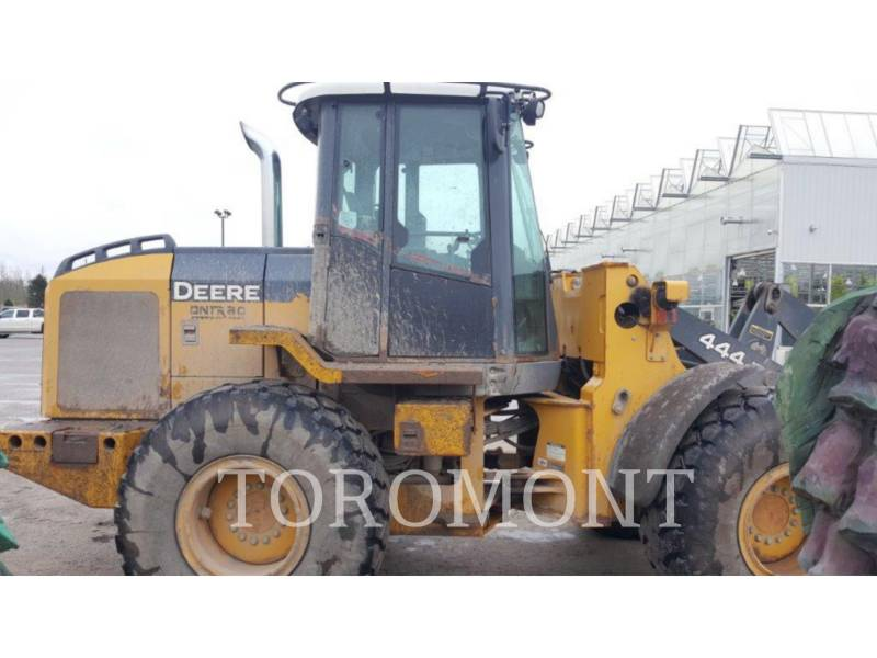 DEERE & CO. WHEEL LOADERS/INTEGRATED TOOLCARRIERS 444J equipment  photo 2