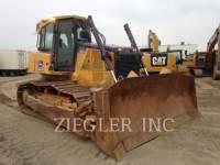 Equipment photo DEERE & CO. 850KWT TRACK TYPE TRACTORS 1