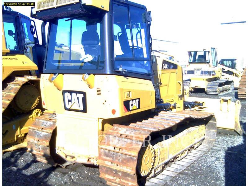 CATERPILLAR TRACK TYPE TRACTORS D4K2 LGP equipment  photo 3
