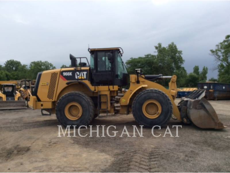 CATERPILLAR WHEEL LOADERS/INTEGRATED TOOLCARRIERS 966K Q equipment  photo 8