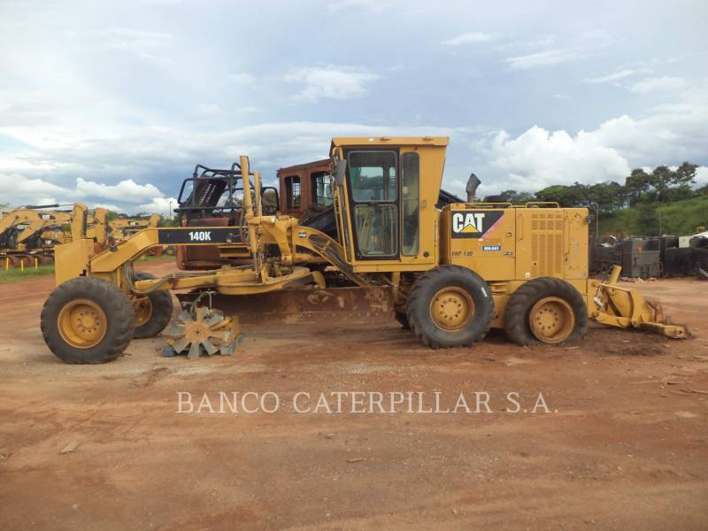 CATERPILLAR MOTORGRADER 140K equipment  photo 3