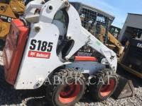 BOBCAT SKID STEER LOADERS S185 equipment  photo 1