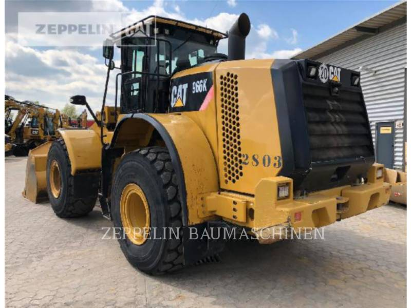 CATERPILLAR PALE GOMMATE/PALE GOMMATE MULTIUSO 966K equipment  photo 3