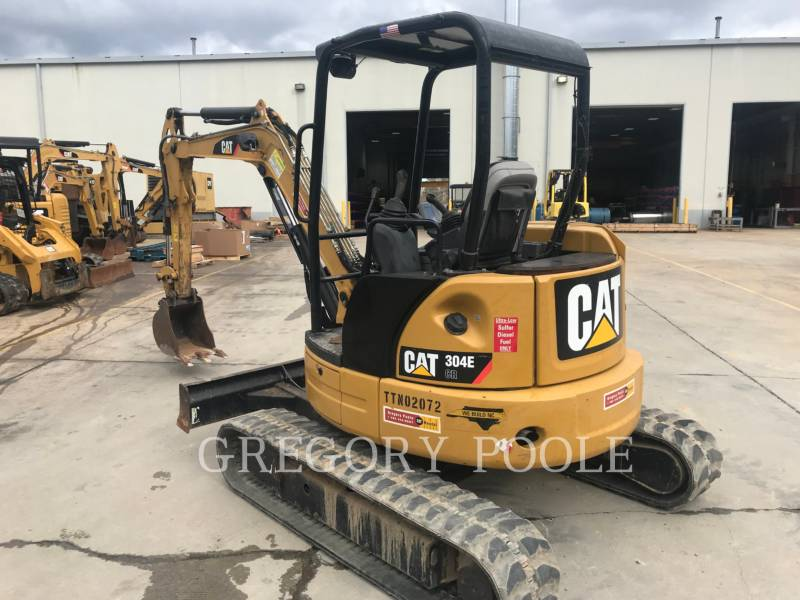 CATERPILLAR EXCAVADORAS DE CADENAS 304E CR equipment  photo 8