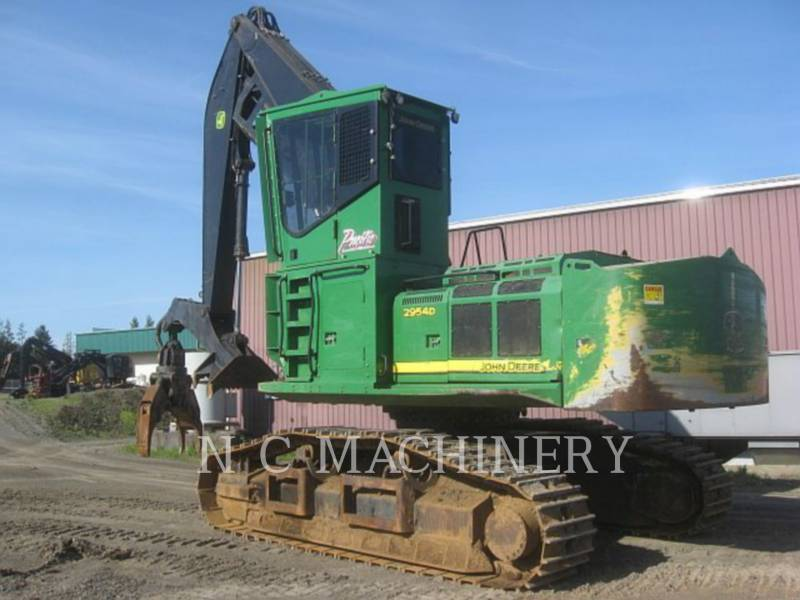 JOHN DEERE MÁQUINA FORESTAL 2954D equipment  photo 4