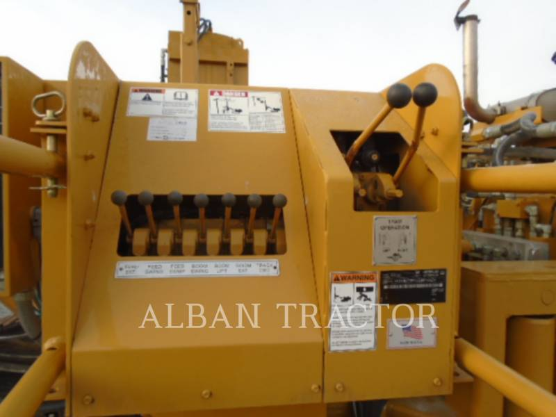 CATERPILLAR FOREUSES MD5090 equipment  photo 15