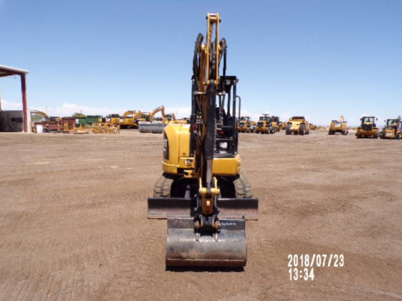 CATERPILLAR TRACK EXCAVATORS 303.5 E2 CR equipment  photo 8