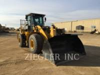 Equipment photo CATERPILLAR 950K CHARGEURS SUR PNEUS MINES 1