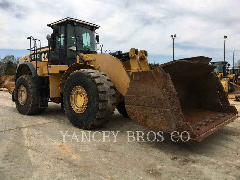 CATERPILLAR WHEEL LOADERS/INTEGRATED TOOLCARRIERS 980K equipment  photo 6