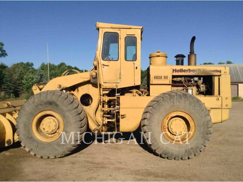 HOUGH WHEEL LOADERS/INTEGRATED TOOLCARRIERS H90E equipment  photo 15