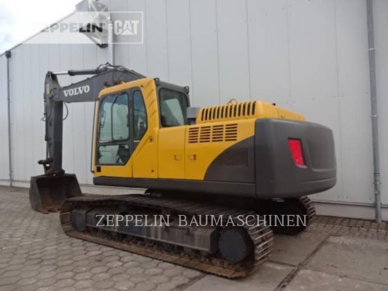 VOLVO CONSTRUCTION EQUIPMENT ESCAVATORI CINGOLATI EC210BLC equipment  photo 3