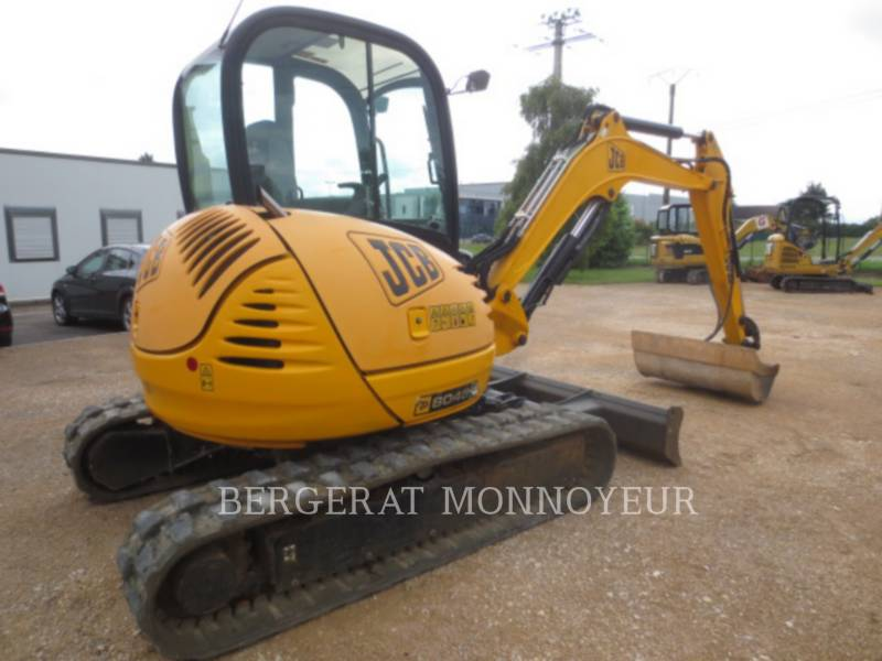 JCB PELLES SUR CHAINES 8045 equipment  photo 4