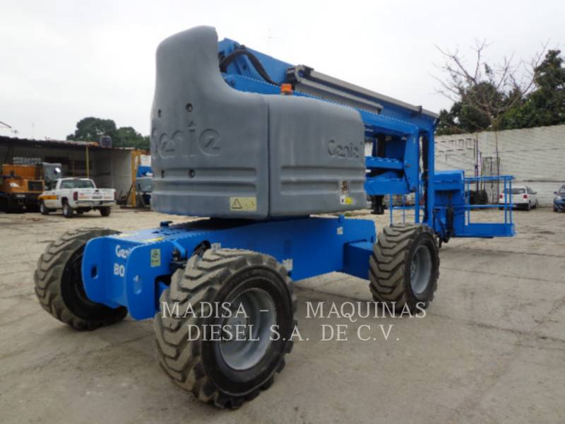 GENIE INDUSTRIES AUSLEGER-HUBARBEITSBÜHNE Z60/34J RT equipment  photo 3