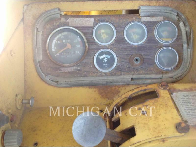 CATERPILLAR WHEEL TRACTOR SCRAPERS 613 equipment  photo 6