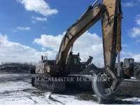 CATERPILLAR トラック油圧ショベル 345BIIL equipment  photo 2