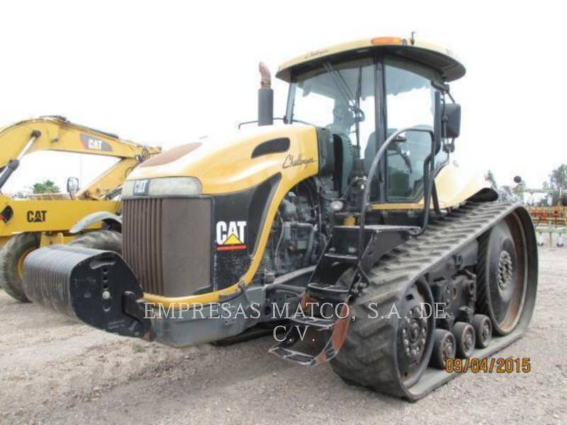 AGCO-CHALLENGER TRACTEURS AGRICOLES MT755B equipment  photo 2