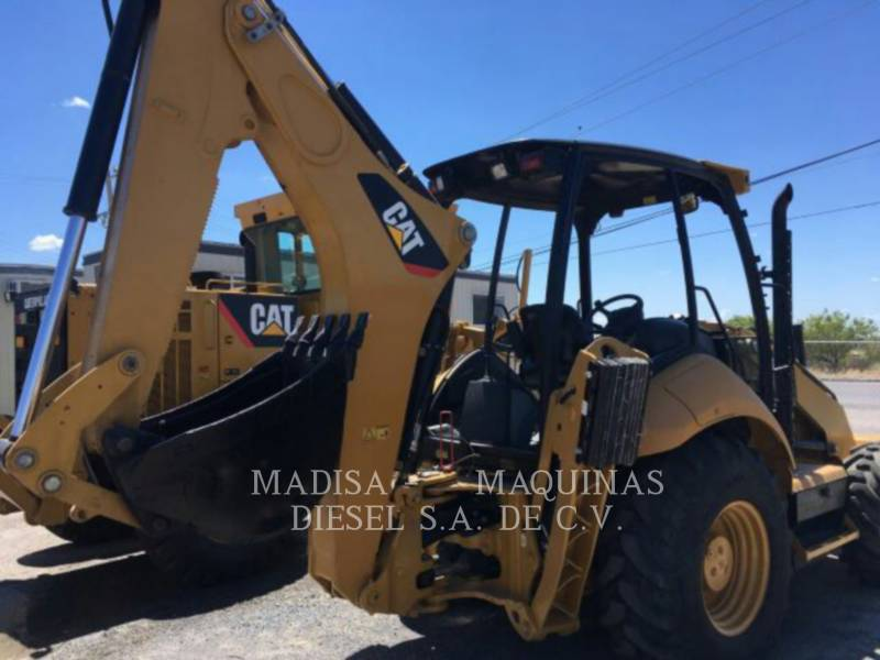 CATERPILLAR BAGGERLADER 416FST equipment  photo 7