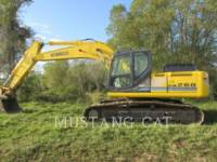 KOBELCO / KOBE STEEL LTD TRACK EXCAVATORS SK 260-9 equipment  photo 1