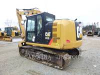 CATERPILLAR ESCAVADEIRAS 312EL equipment  photo 2