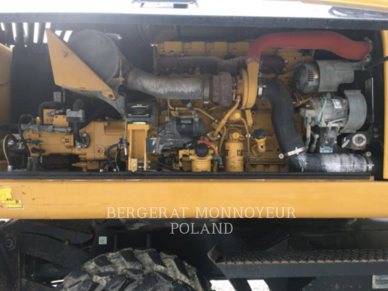 CATERPILLAR KOPARKI KOŁOWE M318D equipment  photo 8