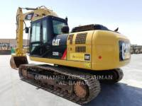 CATERPILLAR KETTEN-HYDRAULIKBAGGER 320 D L2 REACH equipment  photo 3