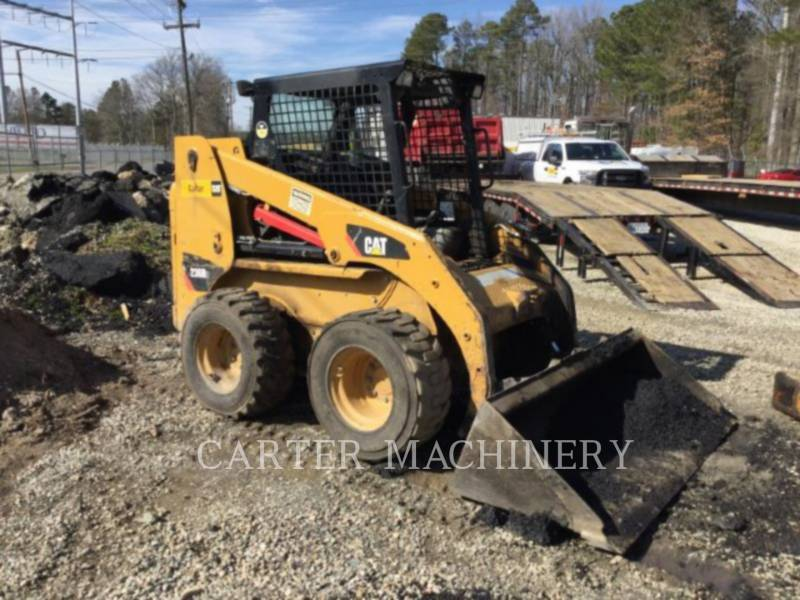 CATERPILLAR SKID STEER LOADERS 236B3 equipment  photo 1