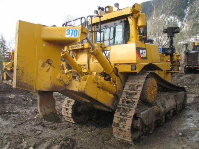 CATERPILLAR TRACK TYPE TRACTORS D10T equipment  photo 3