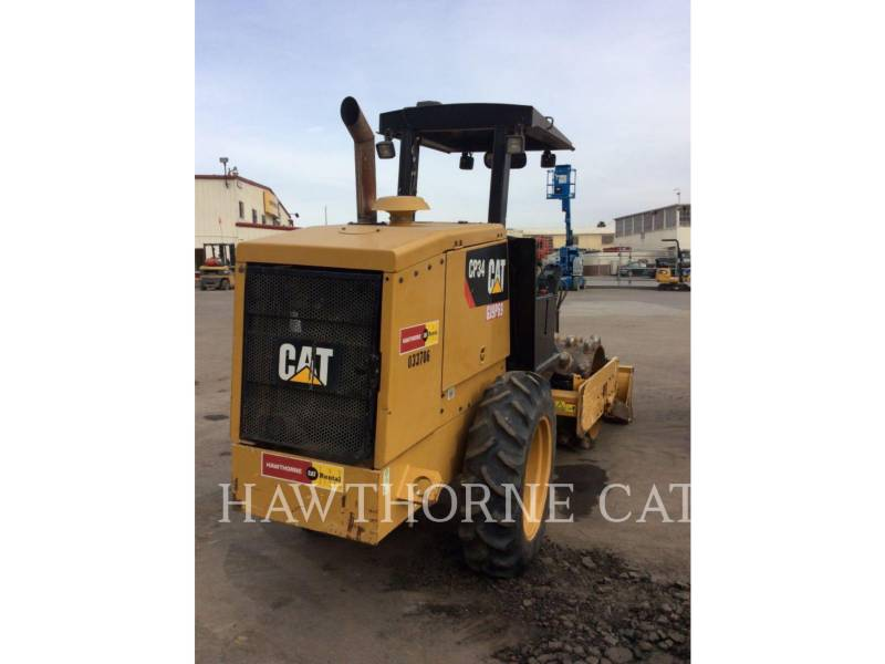 CATERPILLAR COMPACTEURS CP34 equipment  photo 6