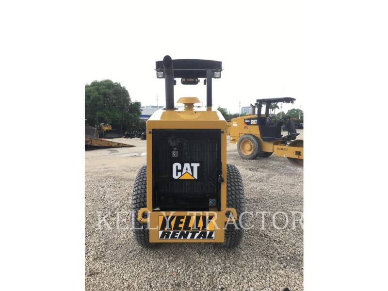 CATERPILLAR VIBRATORY SINGLE DRUM SMOOTH CS 34 equipment  photo 5