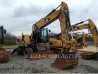 Equipment photo CATERPILLAR M316D 轮式挖掘机 1