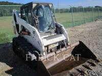 BOBCAT UNIWERSALNE ŁADOWARKI T190 equipment  photo 6