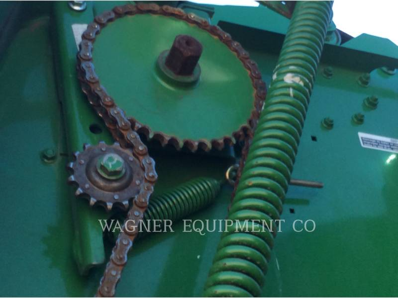 JOHN DEERE MATERIELS AGRICOLES POUR LE FOIN 567 equipment  photo 11