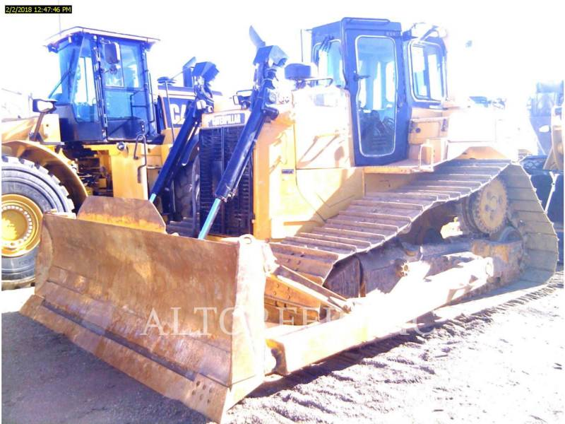CATERPILLAR ブルドーザ D6T LGP equipment  photo 1