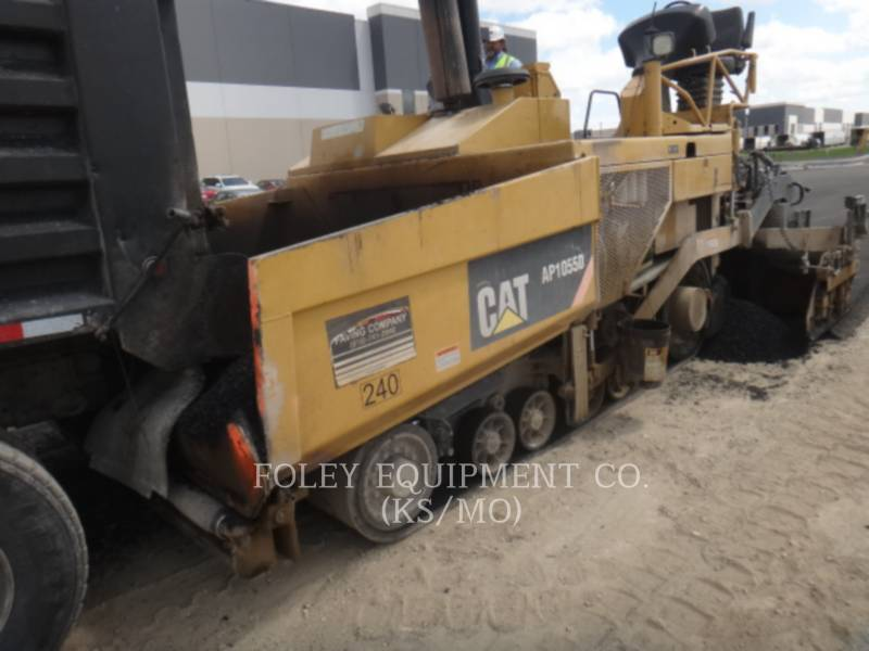 CATERPILLAR SCHWARZDECKENFERTIGER AP-1055D equipment  photo 14