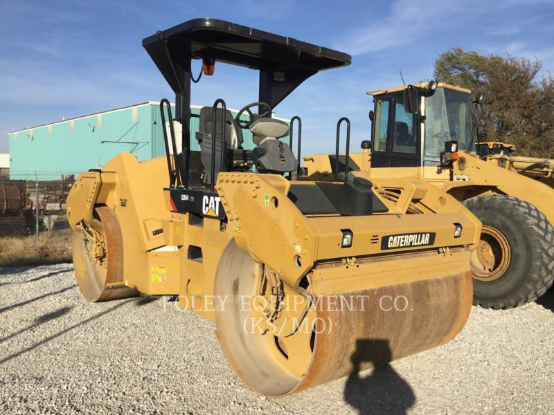 CATERPILLAR VERDICHTER CB54XW equipment  photo 2