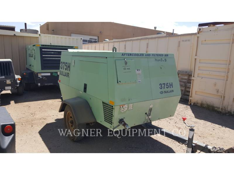 SULLAIR COMPRESSORE ARIA (OBS) 375HAF equipment  photo 1