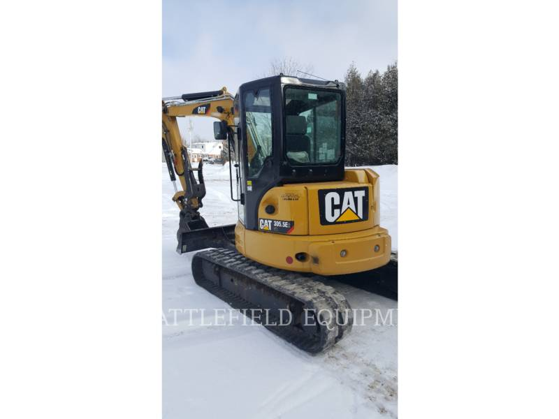 CATERPILLAR トラック油圧ショベル 305E2 CR equipment  photo 3