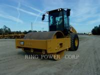 Equipment photo CATERPILLAR CS66BCAB TANDEMOWY WALEC WIBRACYJNY DO ASFALTU (STAL-STAL) 1