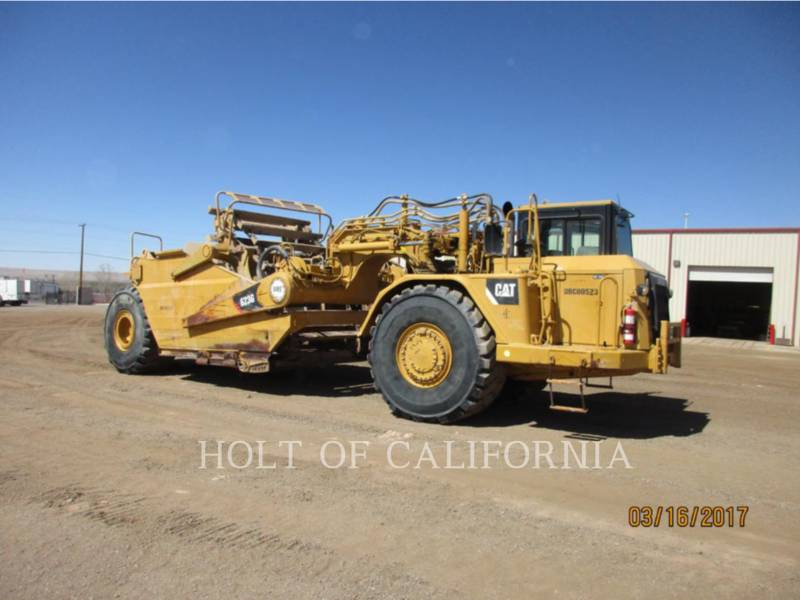 CATERPILLAR WHEEL TRACTOR SCRAPERS 623G equipment  photo 2