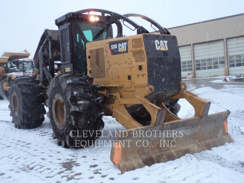 CATERPILLAR PRODUCTOS FORESTALES 525D equipment  photo 1