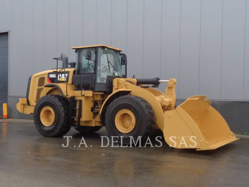 CATERPILLAR WHEEL LOADERS/INTEGRATED TOOLCARRIERS 966L equipment  photo 1