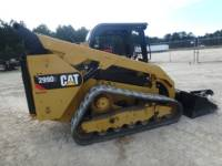 CATERPILLAR PALE CINGOLATE MULTI TERRAIN 299D equipment  photo 6