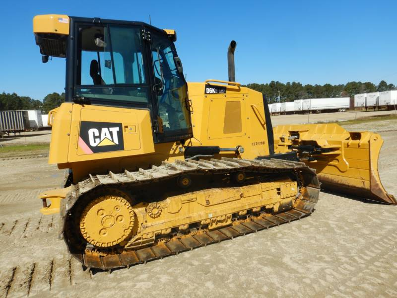 CATERPILLAR TRACTOREN OP RUPSBANDEN D6K2LGP equipment  photo 2