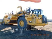 Equipment photo CATERPILLAR 631K WHEEL TRACTOR SCRAPERS 1