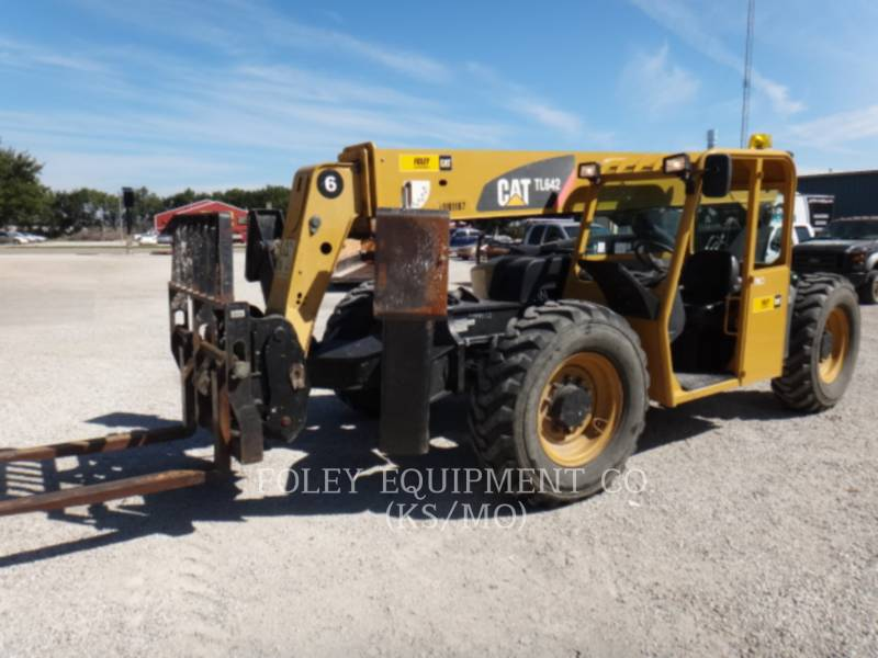 JLG INDUSTRIES, INC. TELEHANDLER TL642 equipment  photo 1