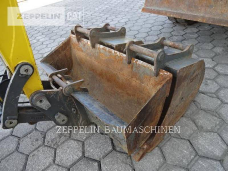 WACKER CORPORATION KETTEN-HYDRAULIKBAGGER EZ80 equipment  photo 12