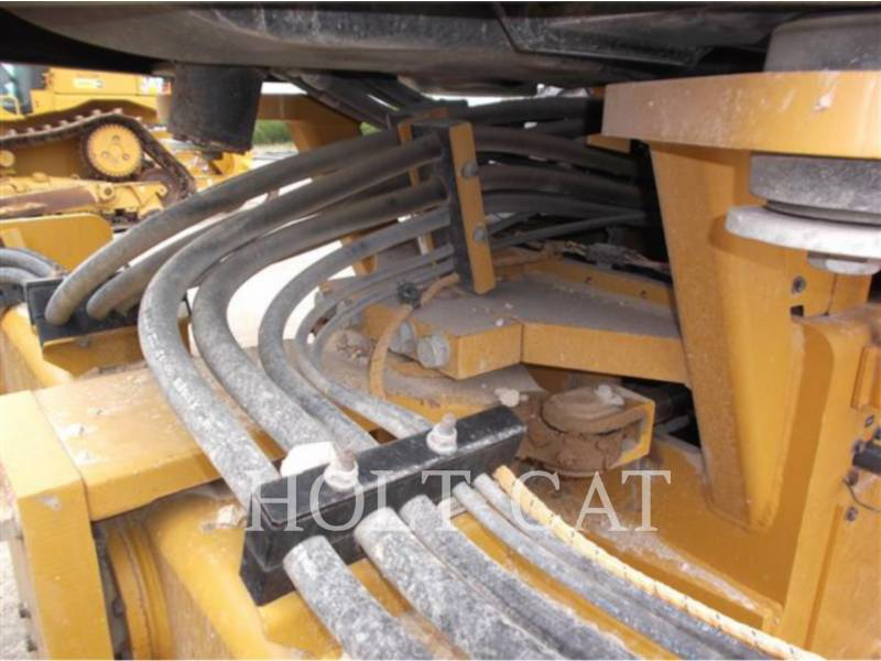 CATERPILLAR EINZELVIBRATIONSWALZE, GLATTBANDAGE CS56B equipment  photo 13